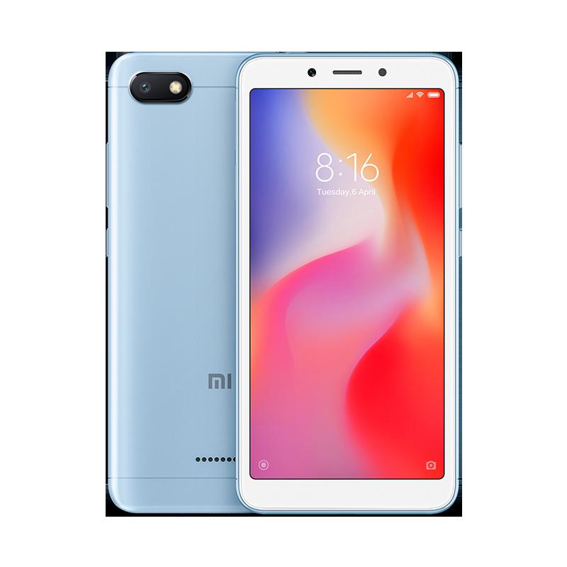 Redmi 6A 16 ГБ Синий