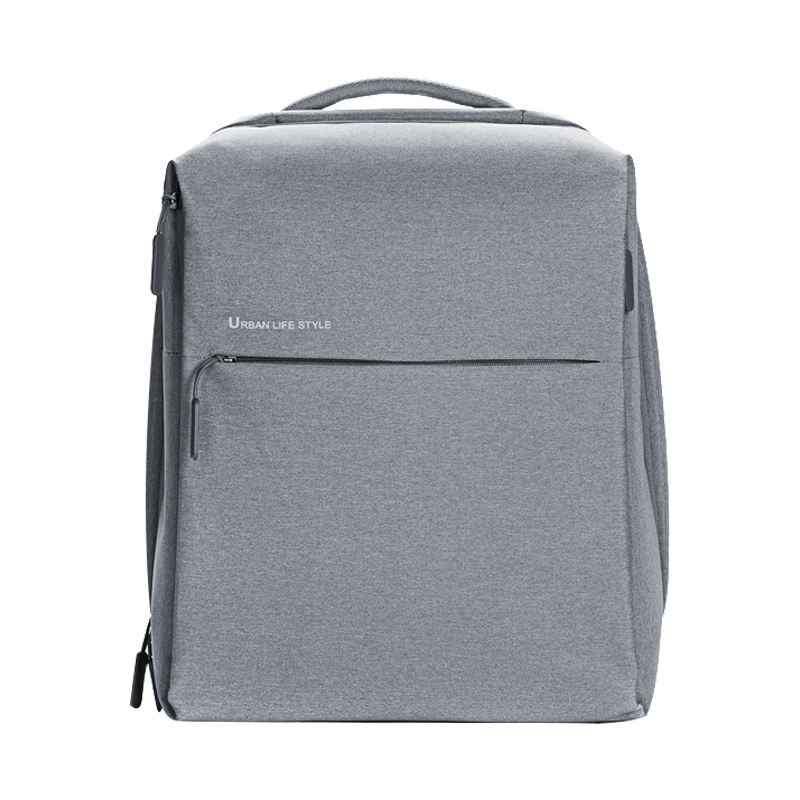 Mi City Backpack Светло-серый