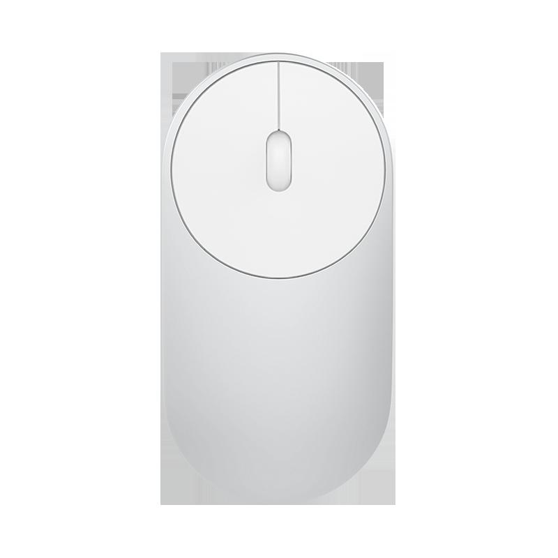 Mi Portable Mouse Серебристый